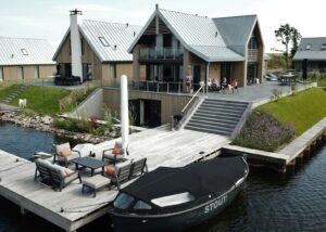 Huis van de Toekomst Oesterdam Zeeland
